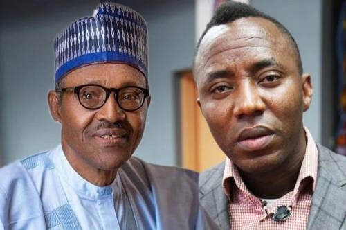 Read more about the article Buhari Taking Loans For Nigeria To Fund His Medical Trips, Not To Fix Roads – Activist, Sowore